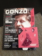 """""""Fascinating"""" – Gonzo magazine reviews """"Red Sun"""""""