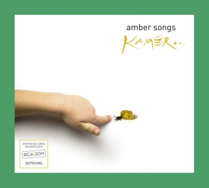 Amber Songs – for mixed choir