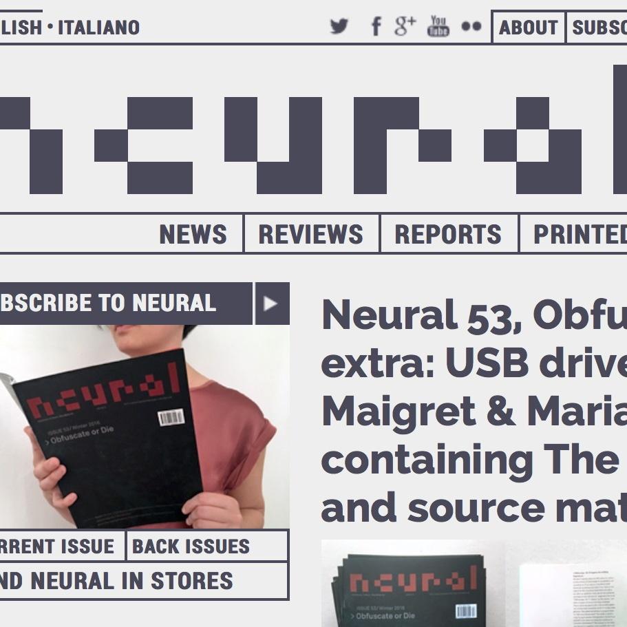 """""""Neural"""" reviews Seven Sonets"""