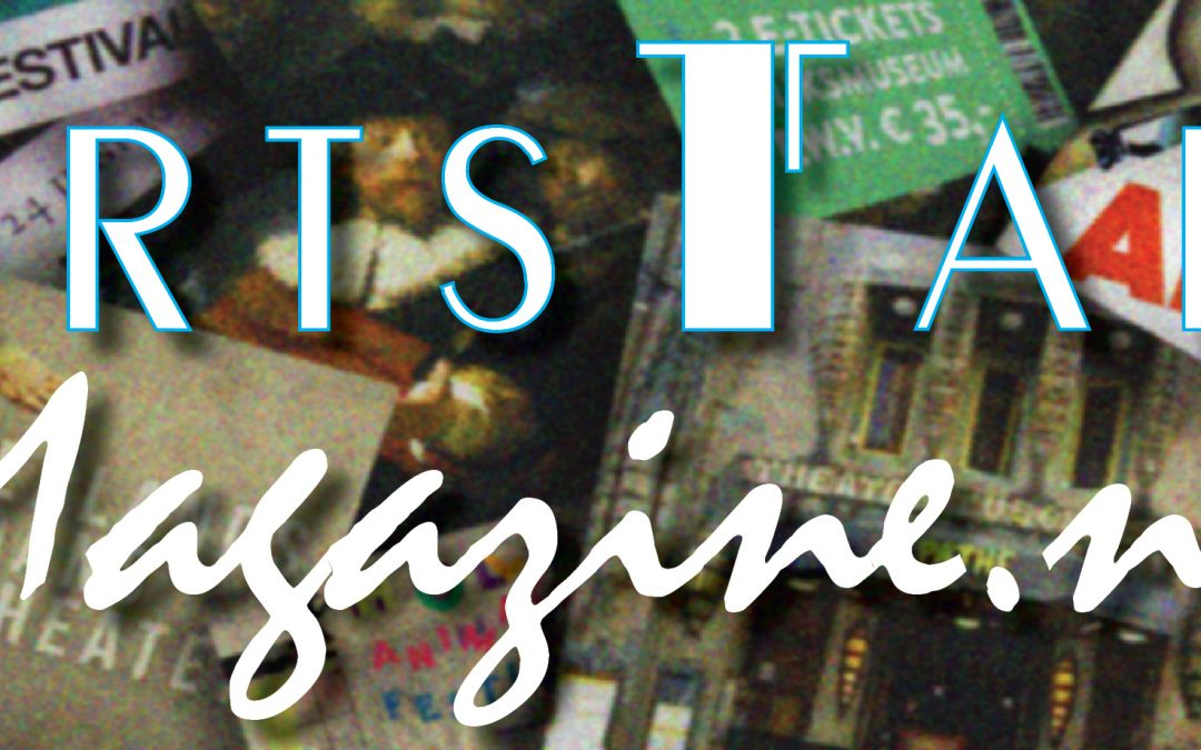 ArtsTalk Magazine and radio – interview and broadcast with Michael Hasted.
